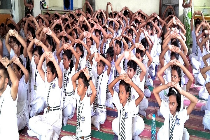 Roshni PublicSchool-Yoga