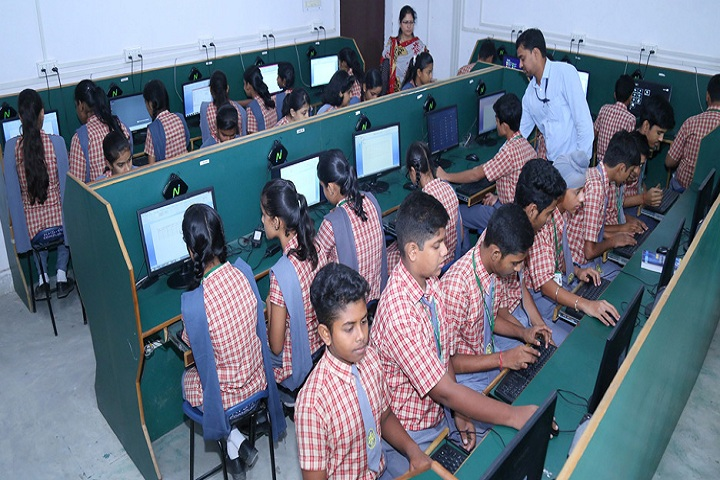 Rotary Public School-Computer lab