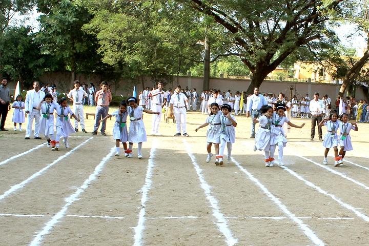 Rotary Public School-Games