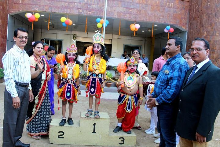 Rotary Public School-Prizes