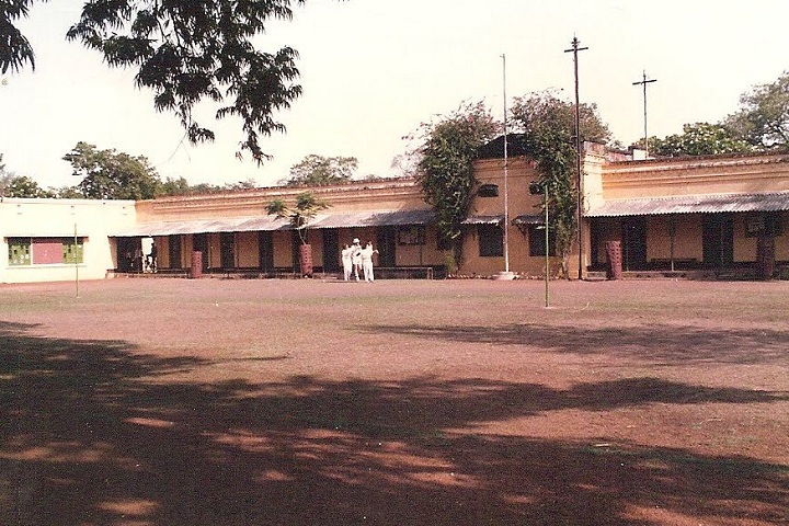 S E Rly Mixed Higher Secondary School-Campus