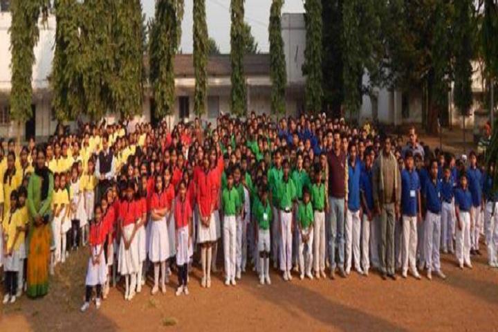 S E Rly Mixed Higher Secondary School-Prayer