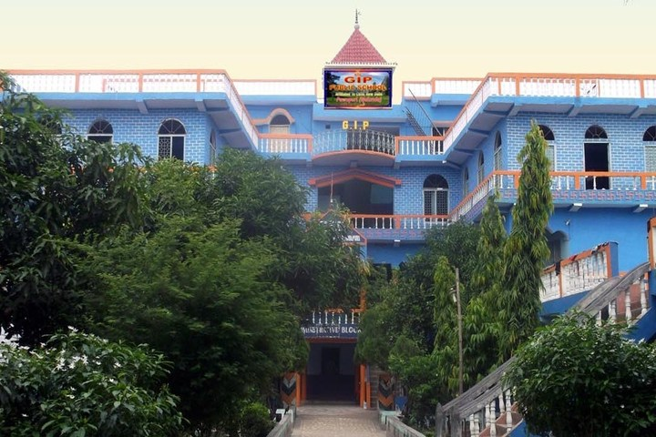 GIP Public School-Campus