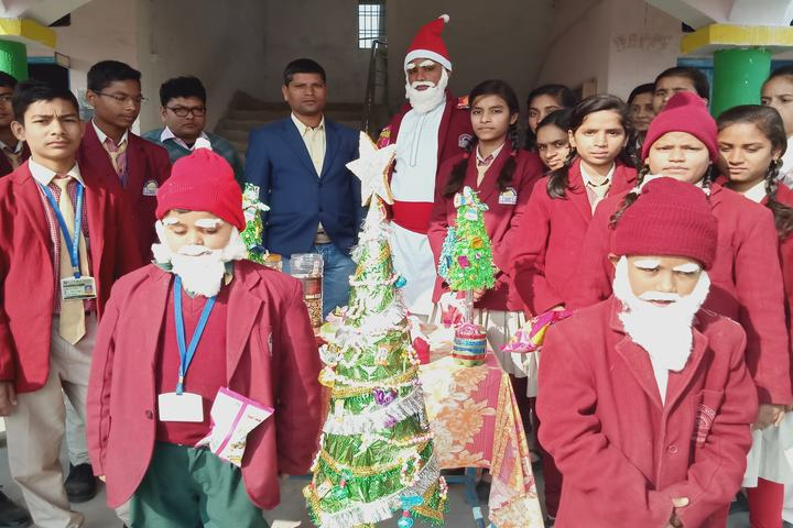 GIP Public School-Christmas Celebrations