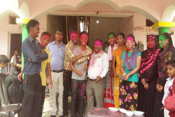 GIP Public School-Holi Celebrations