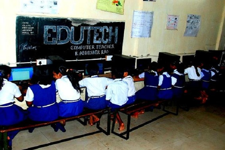 S E Rly Mixed Middle School-Computer lab