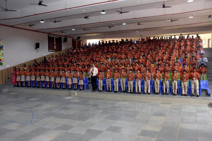 Sai International Residential School-Auditorium