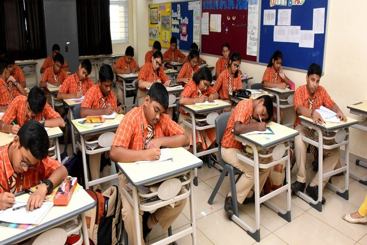 Sai International Residential School-Classroom