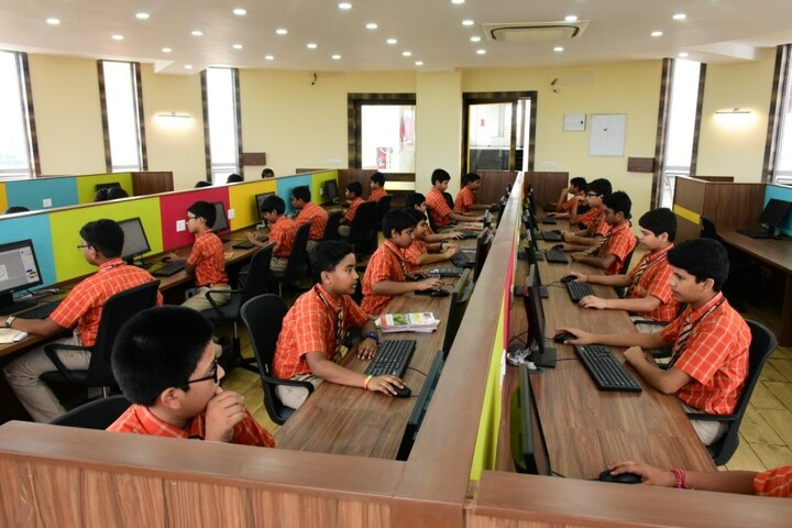 Sai International Residential School-Computer Labs