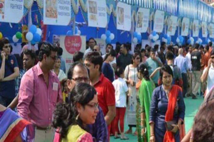 Sai International Residential School-Fest