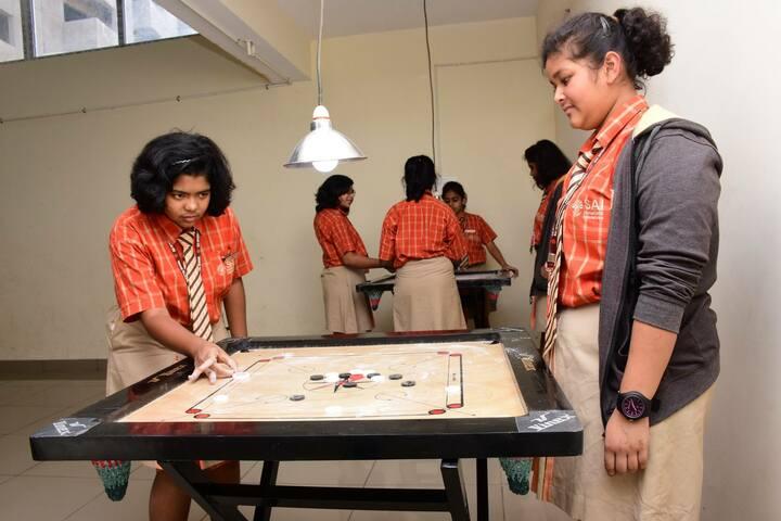 Sai International Residential School-Indoor Games