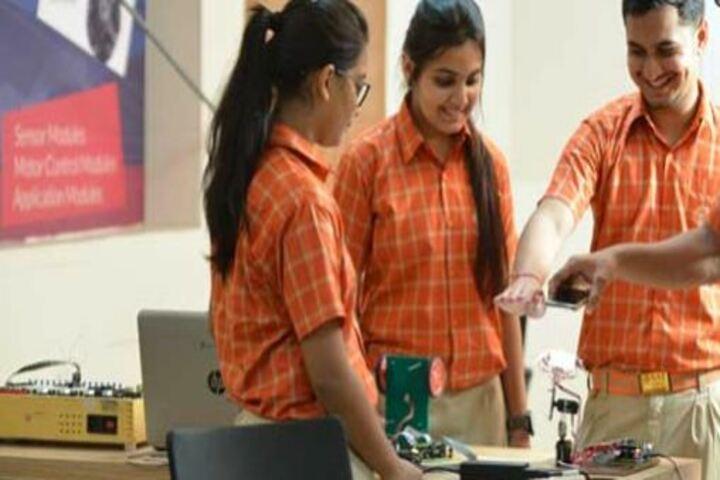 Sai International Residential School-Physics Labs