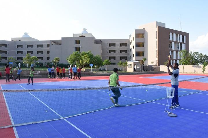 Sai International Residential School-Play Area