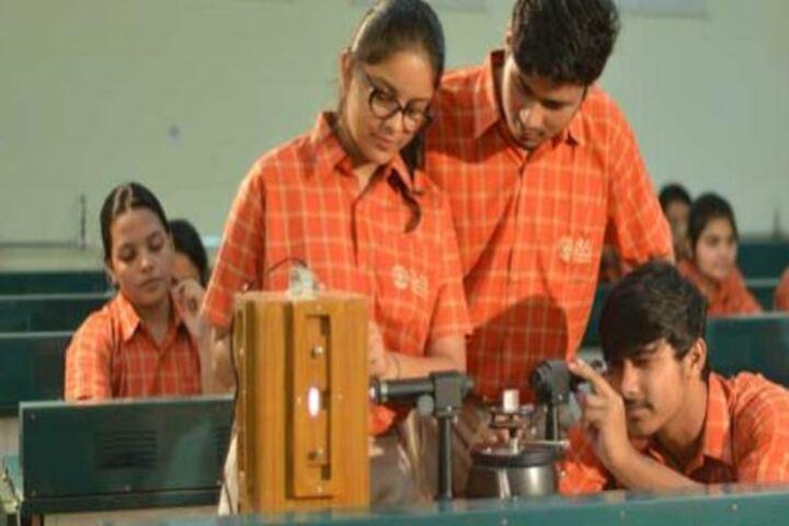 Sai International Residential School-Science Labs