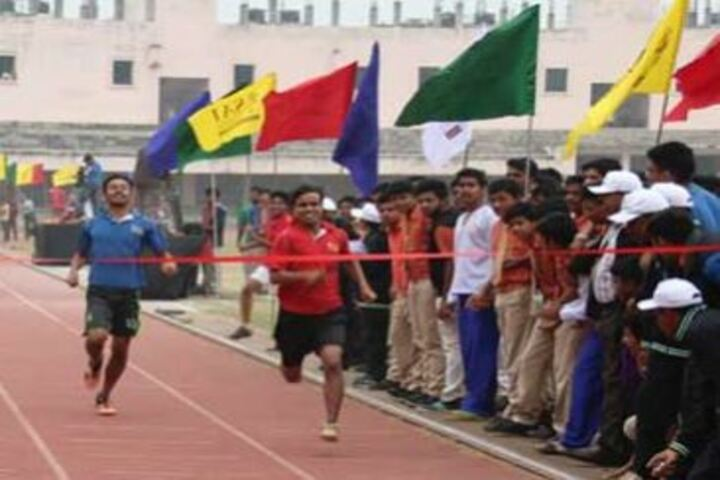 Sai International Residential School-Sports Day