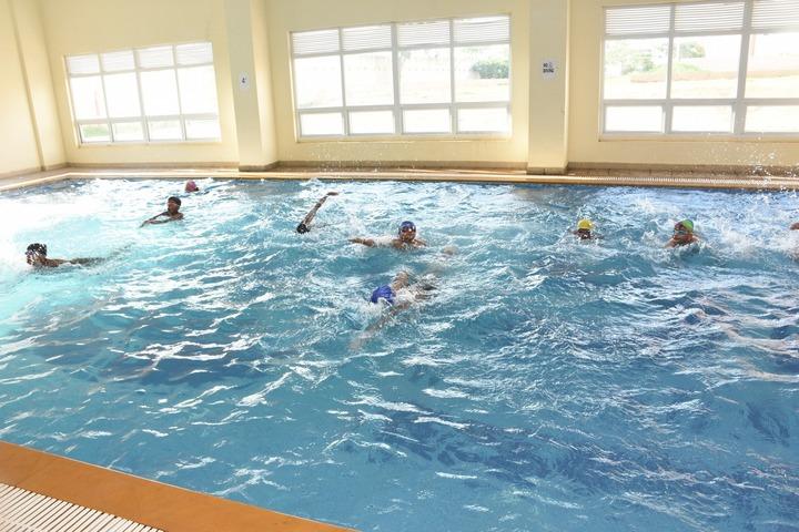 Sai International Residential School-Swimming Pool
