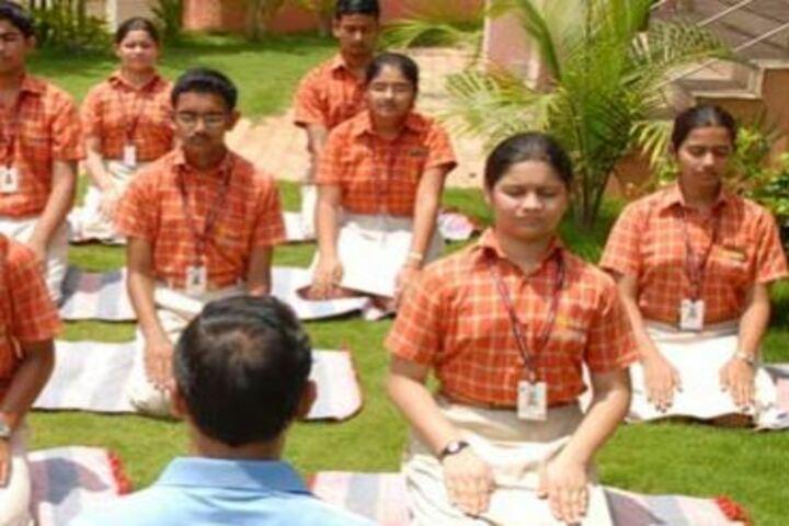 Sai International Residential School-Yoga