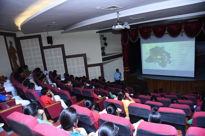 Sai International School-AV Room