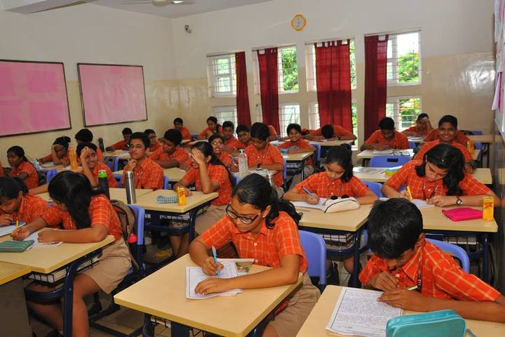 Sai International School-Classroom
