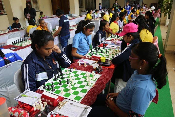 Sai International School-Competitions