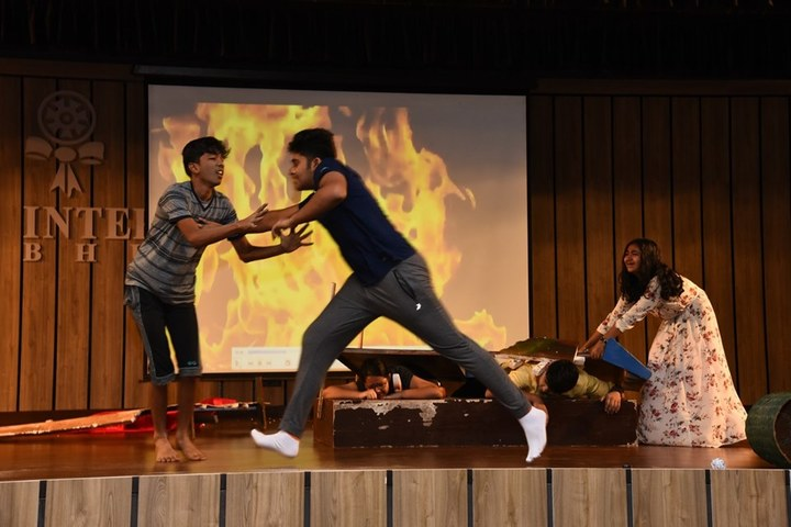 Sai International School-Drama