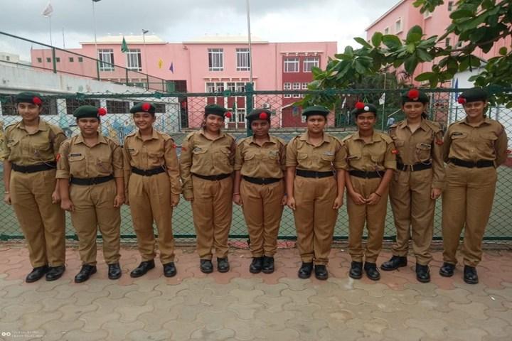 Sai International School-NCC