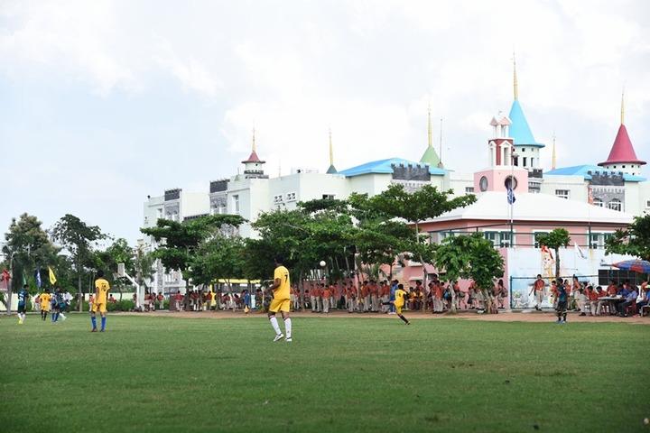 Sai International School-Play Area