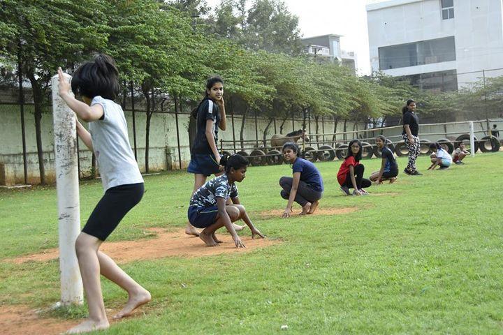 Sai International School-Sports