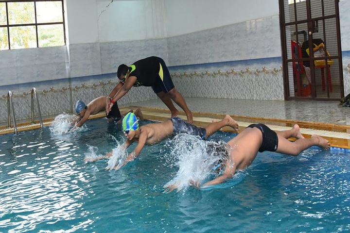 Sai International School-Swimming Pool