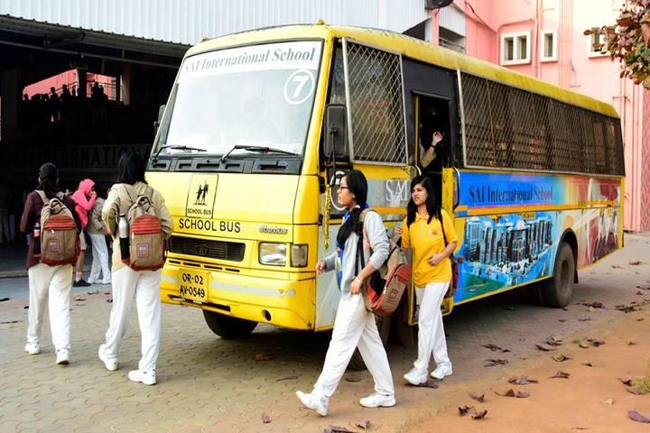Sai International School-Transport