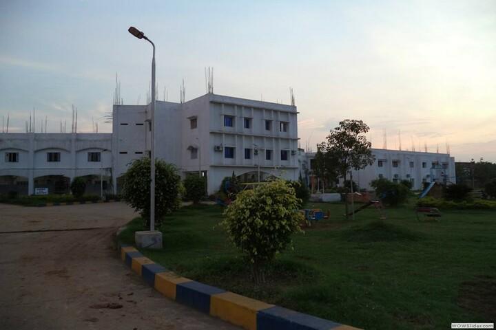 Sai Valley World School-Campus View
