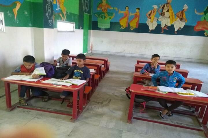 Sai Valley World School-Classroom