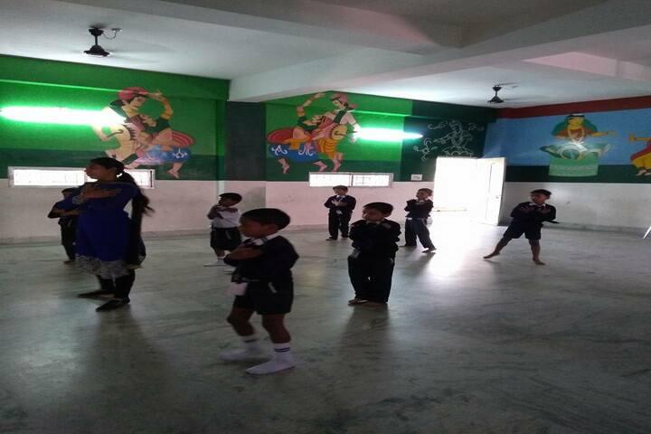 Sai Valley World School-Dance Room
