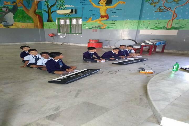 Sai Valley World School-Music Room
