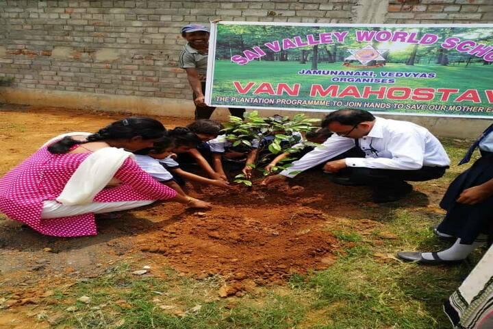Sai Valley World School-Plantation