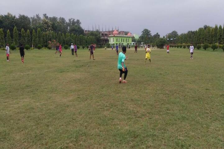 Sai Valley World School-Play Area