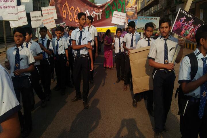 Sai Valley World School-Rally