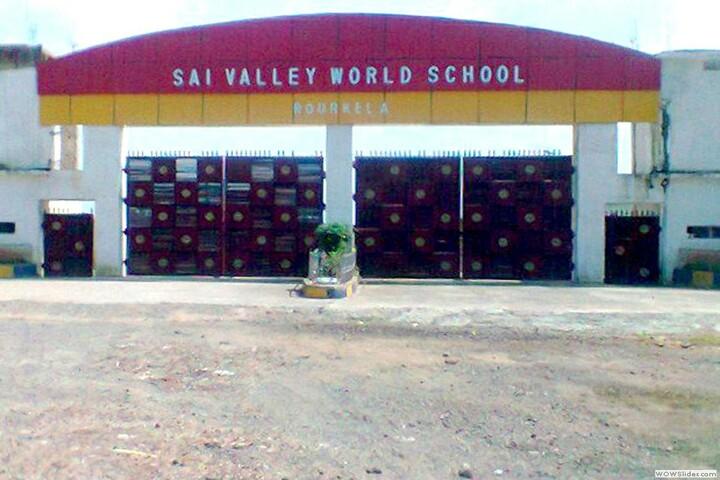 Sai Valley World School-School Entrance