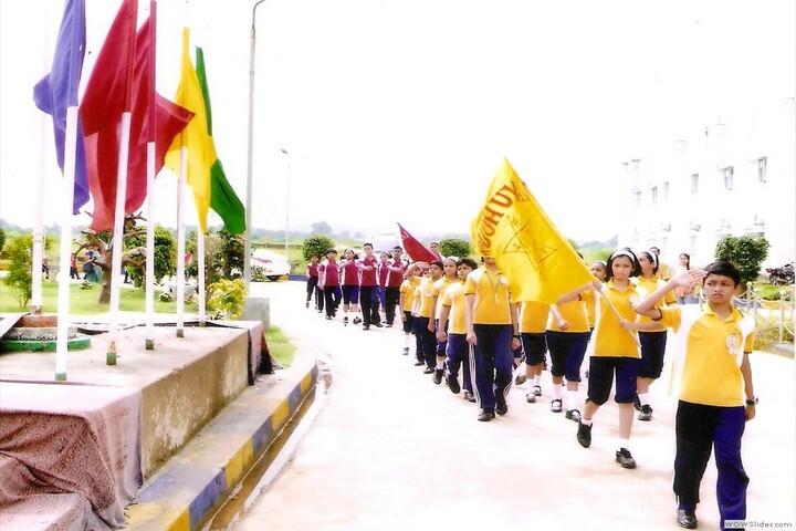 Sai Valley World School-Sports Day