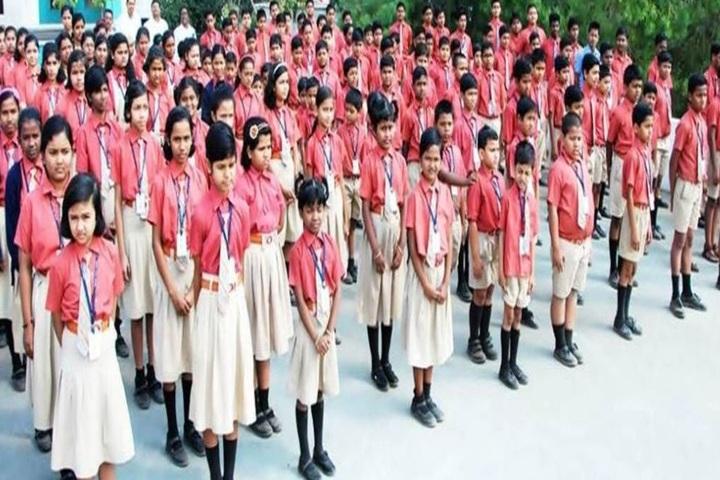 Salipur Public School-Assembly