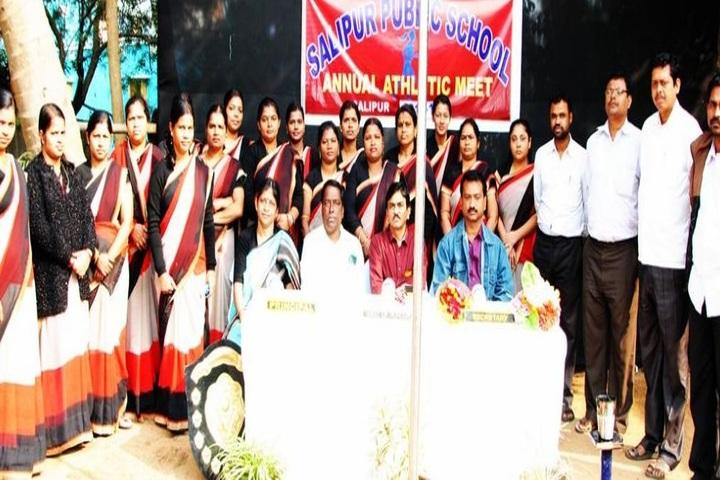 Salipur Public School-Athletic Meet