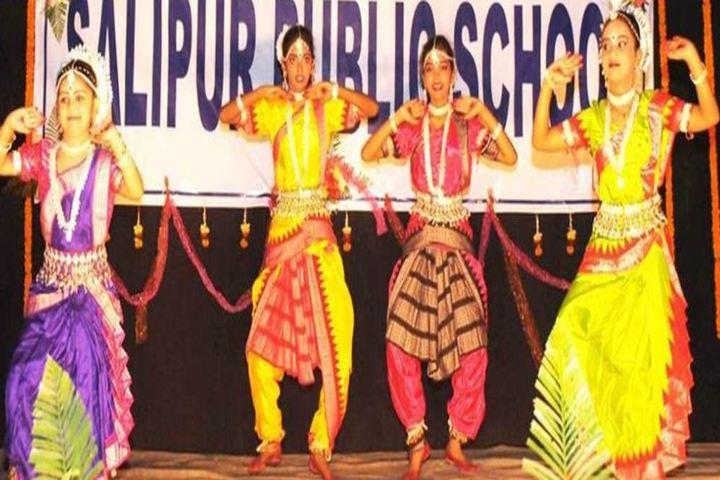 Salipur Public School-Cultural Fest