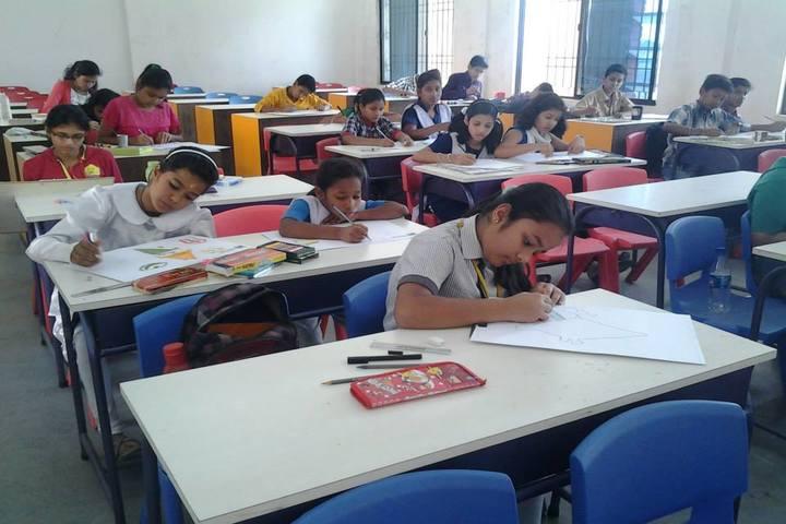 Sanskar International School-Drawing Competition