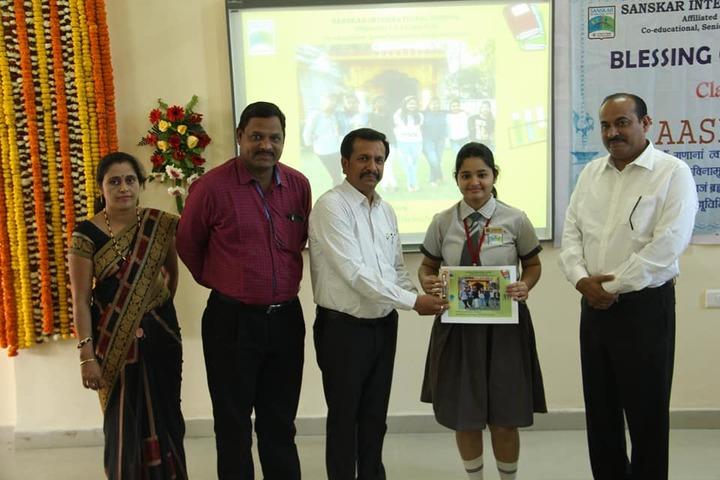 Sanskar International School-Gifts