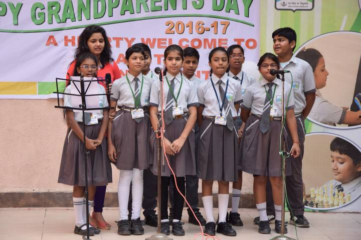 Sanskar International School-Group Song