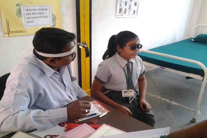 Sanskar International School-Health Checkup