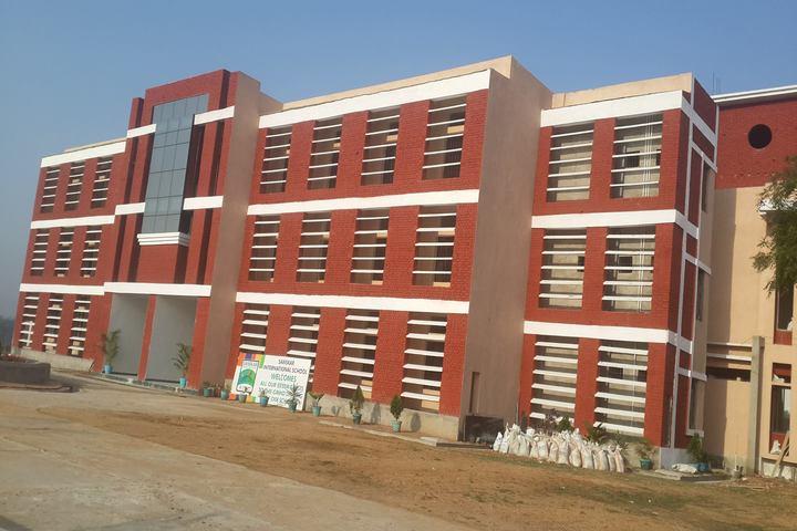 Sanskar International School-School Building