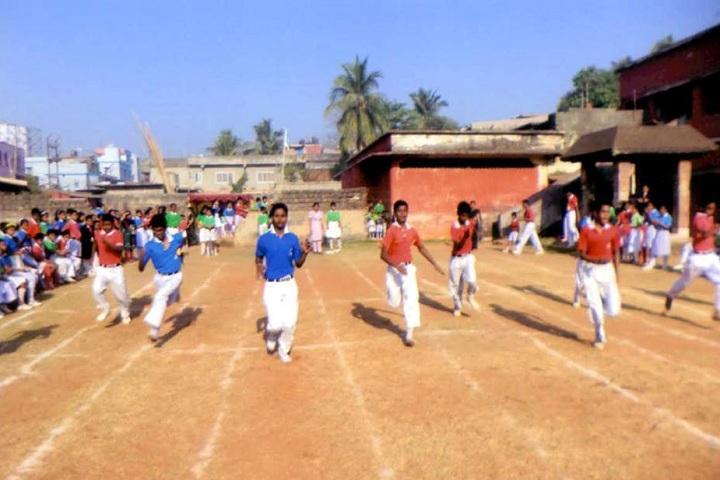Santanu English Medium School-Sports
