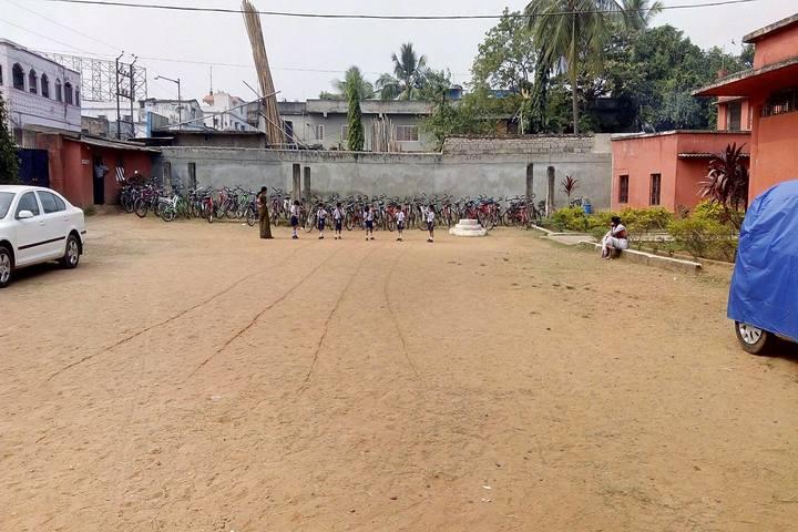 Santanu English Medium School-Play Area