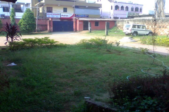 Santanu English Medium School-School Lawn